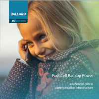 FC backup power solution for critical communications infrastructure
