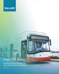 Fuel cell buses - An attractive value prop. for FC buses in Scandinavia