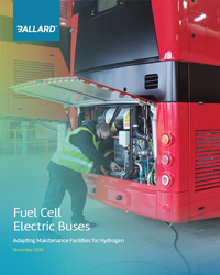 FC Electric Buses Adapting Maintenance Facilities for Hydrogen