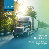 FC Electric Trucks solutions for zero-emission freight transport