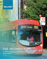 Fuel cell electric buses value proposition for transit in UK