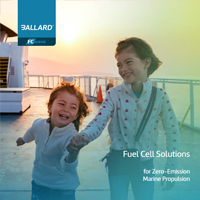 FC solutions for zero emission marine vessels