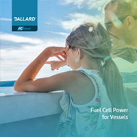 FCwave FC Power for Marine Vessels
