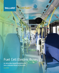 Fuel cell electric bus an attractive value proposition for zero emission buses in Denmark