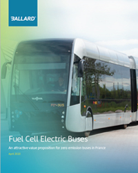 Fuel cell electric bus an attractive value proposition for zero emission buses in France - English