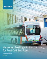 Hydrogen Fueling - Infrastructure for fuel cell bus fleets - EU Version