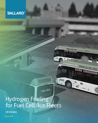 H2 Fueling for fuel cell bus fleets - US Version