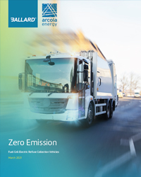 Zero Emission fuel cell electric refuse collection vehicles