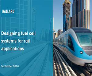 Zero-Emission Fuel Cell Solutions for Rail Applications