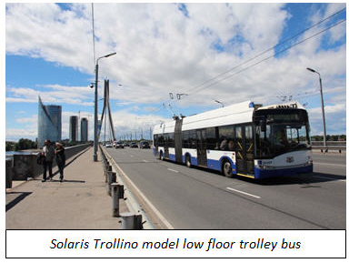 Solaris Trolley